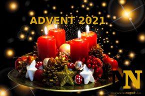 Mikor van 2021-ben advent első napja, advent első vasárnapja?