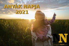 Anyák napja 2021