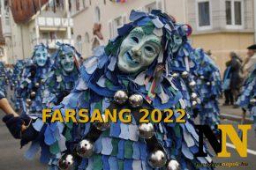 Mikor van farsang 2022-ben? A farsangi időszak.