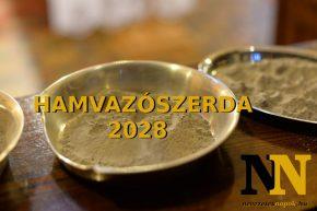 Mikor van 2028-ban hamvazószerda dátuma?