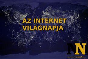 Internet feltalálása, világnapja
