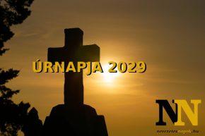 Úrnapja 2029