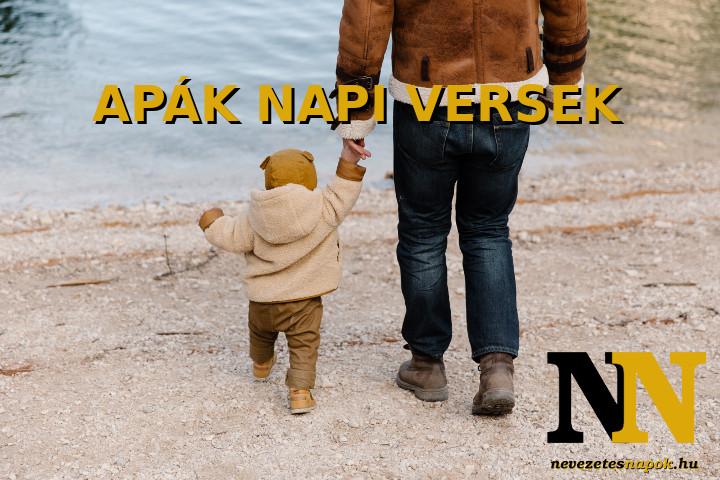 Apa versek apák napjára