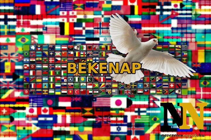 ENSZ nemzetközi békenap