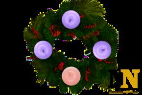 Az Adventi gyertyák színei