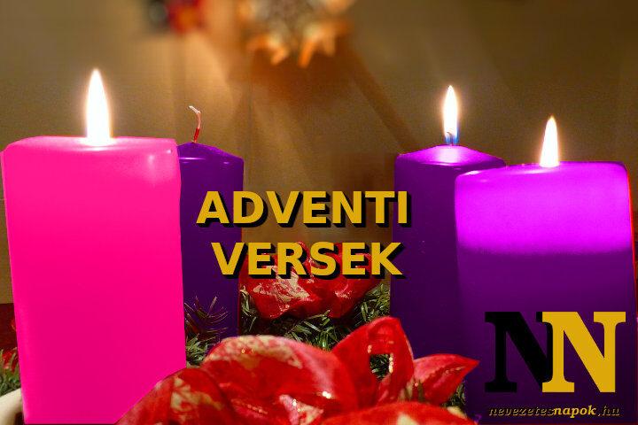 7 adventi vers