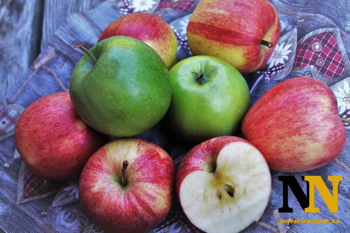 Bálint-nap Magyarországon: almák