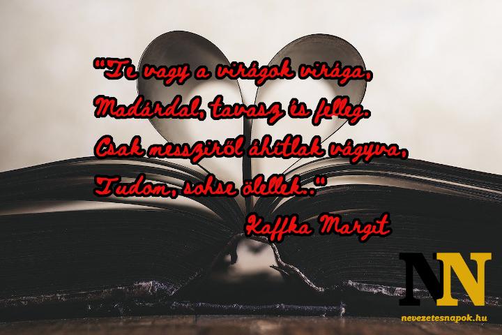 Kaffka Margit: Szerelemdal