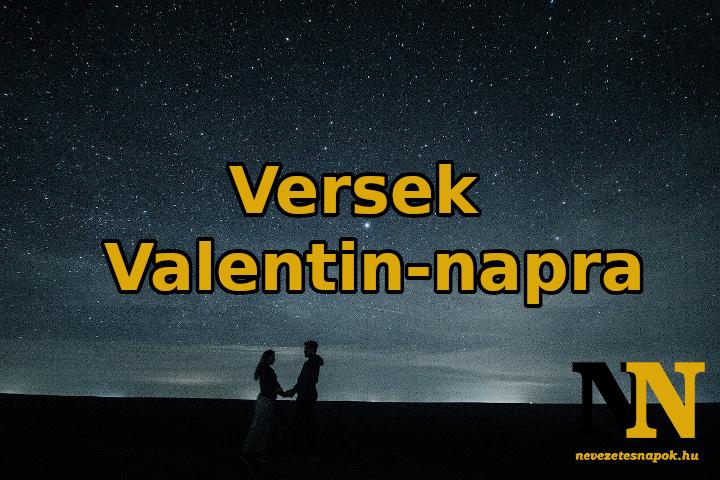 7 csodálatos Valentin-napi vers magyar költők tollából