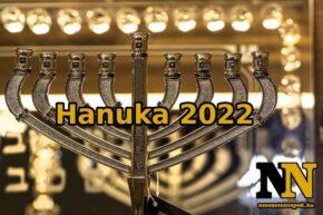 Mikor van 2022-ben hanuka első napja, mikor lesz hanuka ebben az évben?