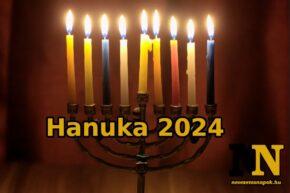 Mikor van Hanuka 2024-ben? Nézd meg!